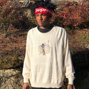 Vintage Cypress links golf wear sweater size L